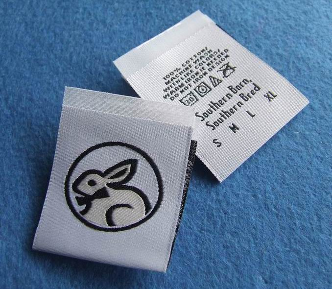 L97 Washing care label